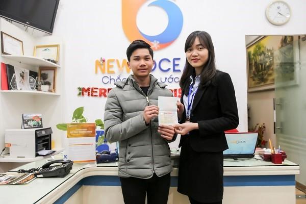 """Ngô Nguyên Linh : Visa du học Canada CES : """"Học tập là một việc suốt đời"""""""