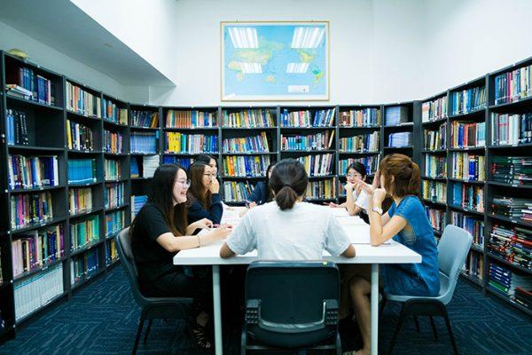 Thư viện của trường
