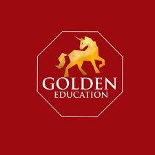 Logo của tổ chức giáo dục Golden Education