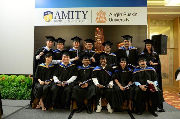 Các chương trình liên kết quốc tế của Học viện quốc tế Amity