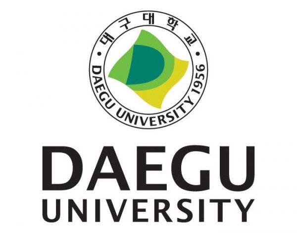Logo trường đại học Daegu