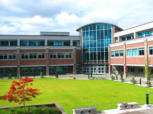 Khuôn viên trường Douglas College