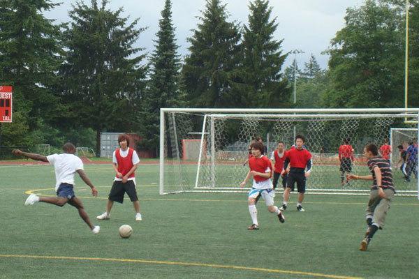 Hoạt động thể dục thể thao của sinh viên trường