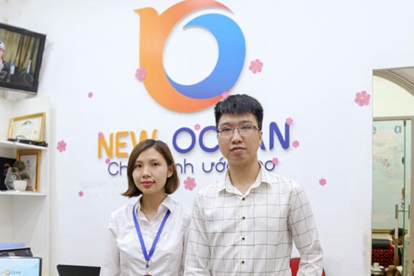 Chúc mừng Visa du học Hàn Quốc Phạm Trung Kiên