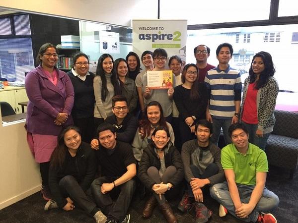 Chương trình học bổng du học New Zealand từ trường Aspire2
