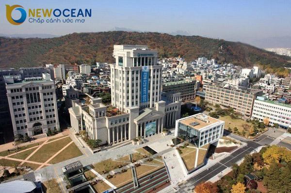 Du học Hàn Quốc trường Đại học ngoại ngữ Hàn Quốc