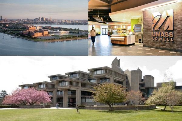 Hệ thống các trường Đại học thuộc University of Massachusetts(UMass)