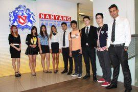 Chương trình học bổng từ học viện Nanyang