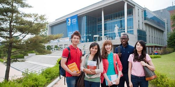 Một trong những ngôi trường hàng đầu Hàn Quốc