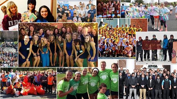 Nhiều chương trình hoạt động thể thao sôi động tại trường