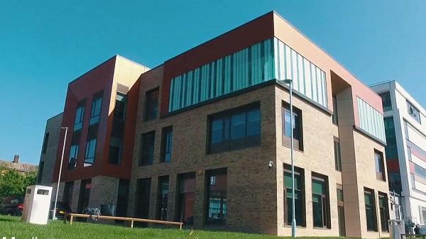 Quang cảnh một cơ sở của trường Cao đẳng