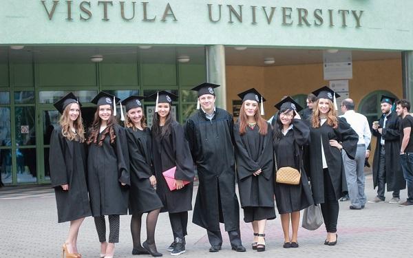 Thông tin trường Vistula University