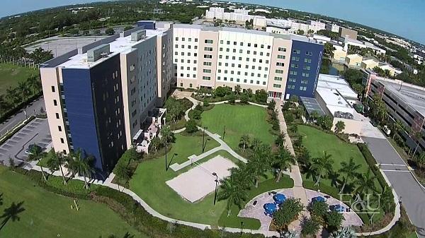 Khuôn viên trường Đại học Florida Atlantic