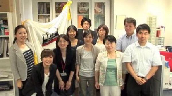 Đội ngũ giáo viên trường Nhật ngữ Tokyo World