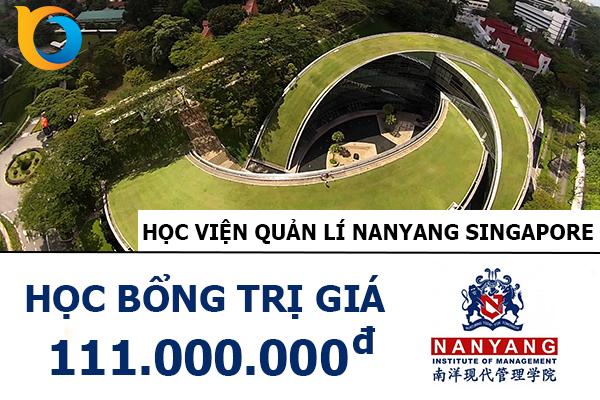 Học bổng trường Quản lý Nanyang Singapore
