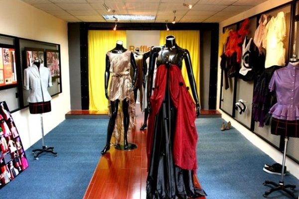 Các thiết kế thời trang đạt giải của sinh viên trường Raffles
