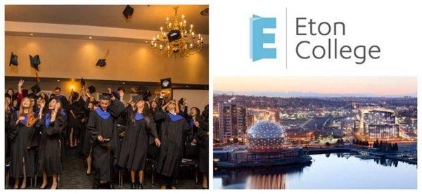 Khám phá thành phố Vancouver với trường cao đẳng Eton College
