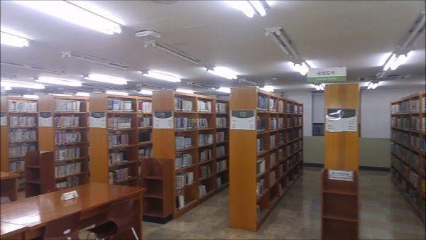 Thư viện trường cao đẳng Yeungjin