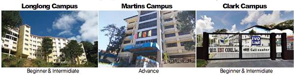 Ngôi trường hiện tại đã có 3 Campus khác nhau với quy mô sinh viên lớn