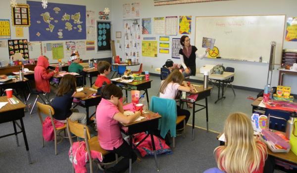 Nhiều chương trình học đa dạng từ bậc học nhỏ nhất