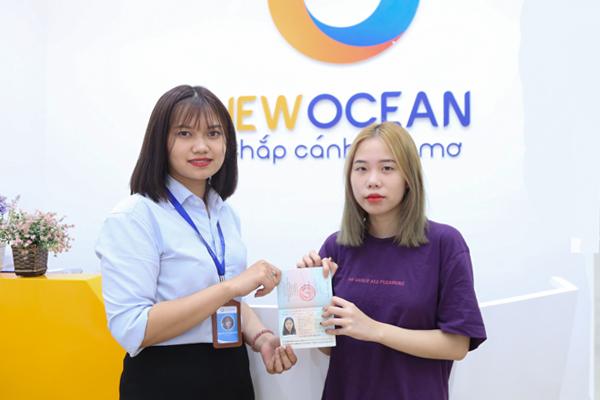 Chúc mừng cô gái Phan Hoài Anh nhận Visa du học Singapore trường MDIS
