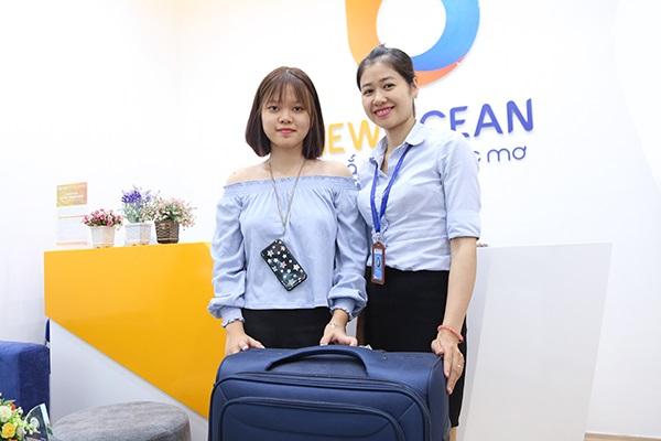 Chúc mừng Visa du học Hàn Quốc trường Korea University bạn Quỳnh Anh