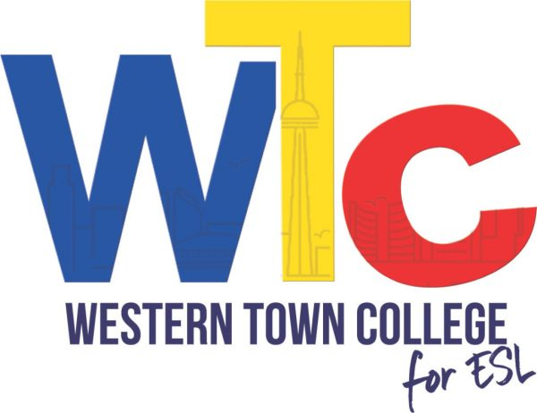 Logo của trường Anh ngữ Western Town College