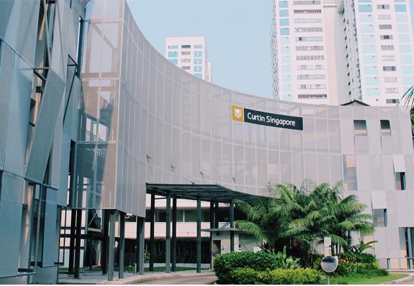 Chương trình học bổng Curtin Singapore