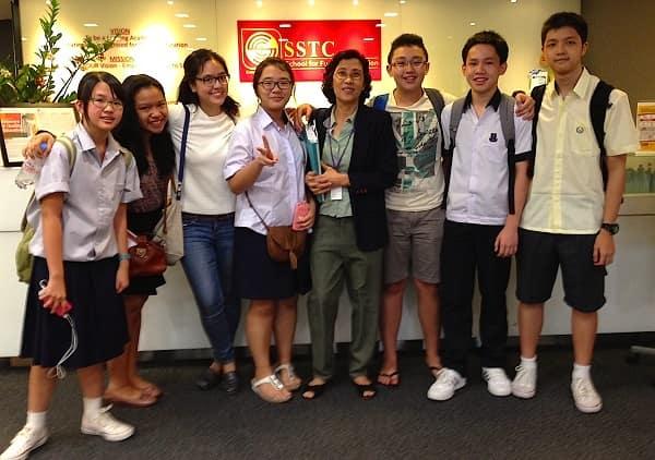 Cuộc sống học tập của du học sinh tại Singapore