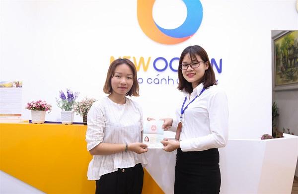 Chúc mừng Lý Hà Mơ nhận Visa du học Trung Quốc