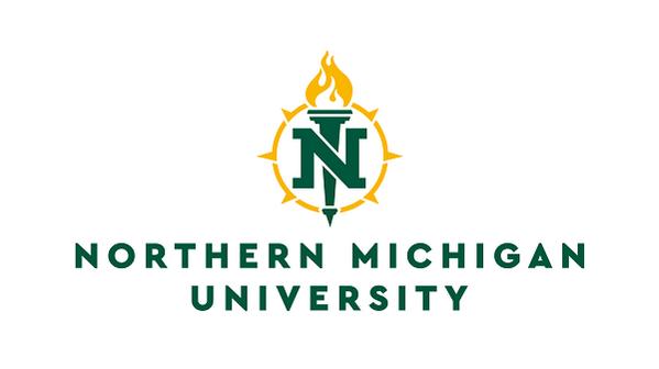 Logo Đại học Bắc Michigan