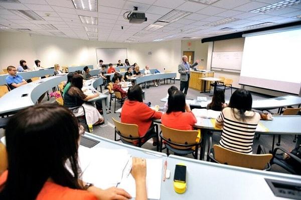 Nhiều chương trình học và ngành học đa dạng, phong phú