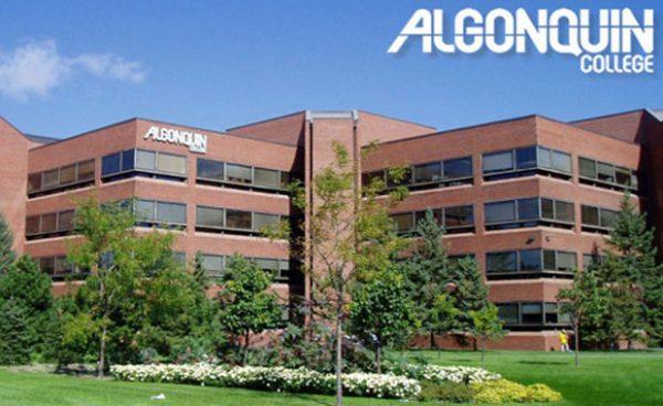 Lựa chọn du học Canada trường cao đẳng cộng đồng Algonquin College...