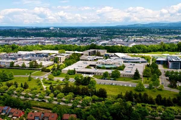 Toàn cảnh trường Cao đẳng cộng đồng Bắc Seattle