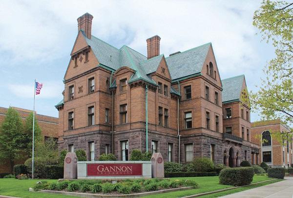 Một góc nhìn của Đại học Gannon