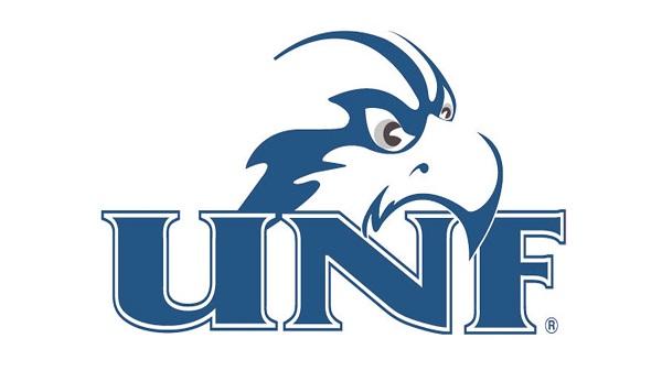 Logo Đại học Bắc Florida