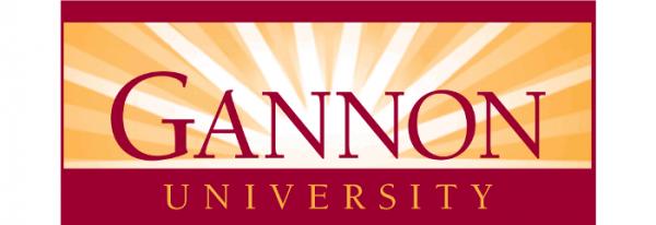 Logo Đại học Gannon