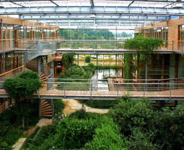 Khuôn viên trường Đại học Wageningen