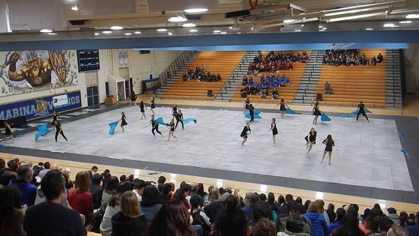 Sân băng Trường trung học Fountain Valley