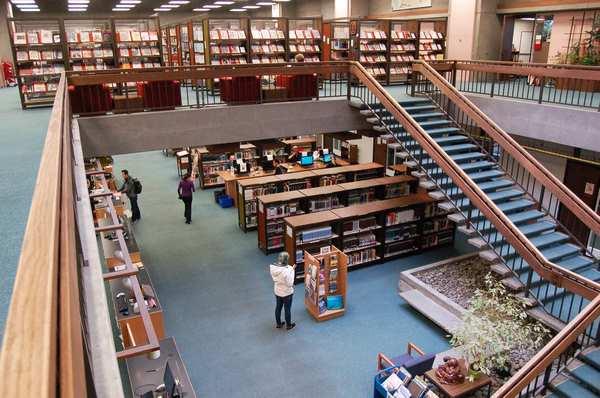 Thư viện tại NSC