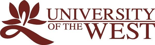 Logo trường Đại học phương Tây