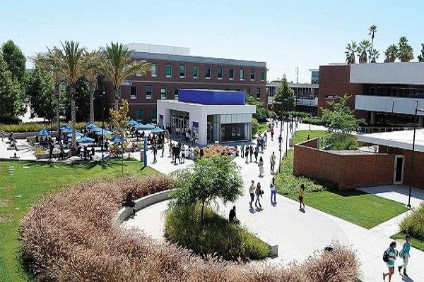 Khuôn viên trường Cao đẳng cộng đồng El Camino