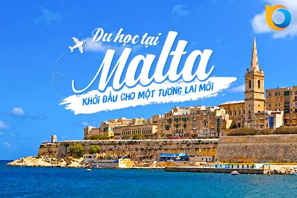 Du học Malta - Khởi đầu một tương lai mới