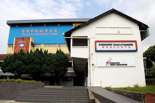 Một trong những ngôi trường tốt nhất Singapore