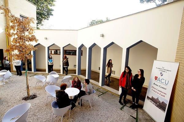 Cơ sở quốc tế của ACU ở Rome của Italia