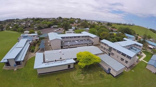 Khuôn viên trường Trung học Glendowie