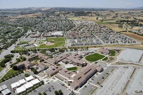 Toàn cảnh Trường cao đẳng cộng đồng Santa Rosa Junior
