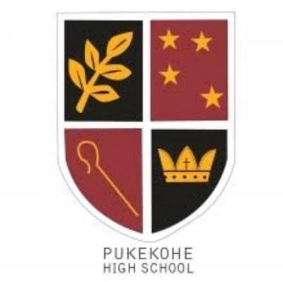 Logo trường trung học Pukekohe