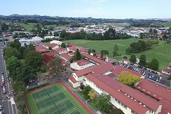 Trường trung học Pukekohe