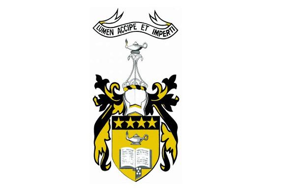 Logo của trường trung học Wellington